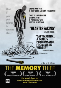 The Memory Theif is Now Showing!